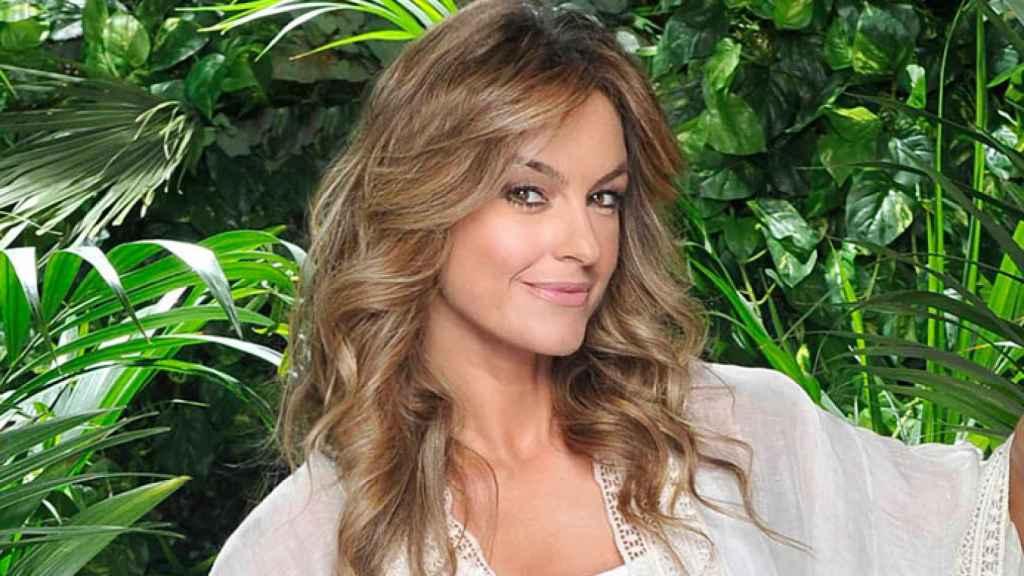 Mónica Martínez, presentadora de 'Adán y Eva' y 'Pecadores'
