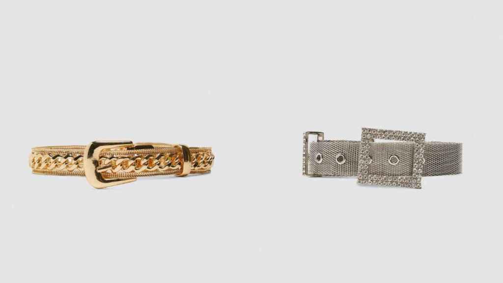 ¿Dorado o plateado? Los dos cinturones de Zara que necesitarás este 2019-2020