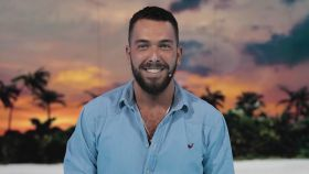 Alberto Isla en una imagen de archivo en el plató de Telecinco.