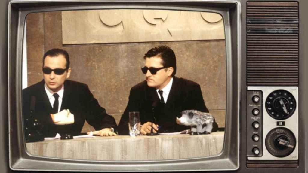 El programa 'Caiga Quien Caiga' duró años y tuvo multitud de versiones.