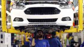 Fábrica de Ford en una imagen de archivo.