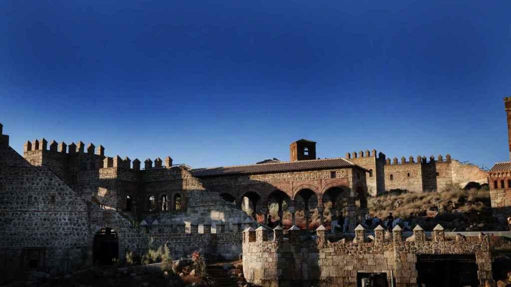 El escenario de El Sueño de Toledo ultima sus detalles para el estreno el 30 de agosto.