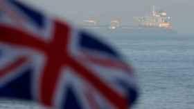 El petrolero iraní 'Grace 1', retenido en Gibraltar.