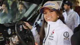 Cristina Gutiérrez, piloto española