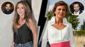 El marido de María Patiño y el ex de Gema López, actores 'rivales': estas son sus trayectorias