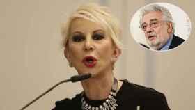 Karmele Marchante también acusa a Plácido Domingo: Se acercó más de la cuenta