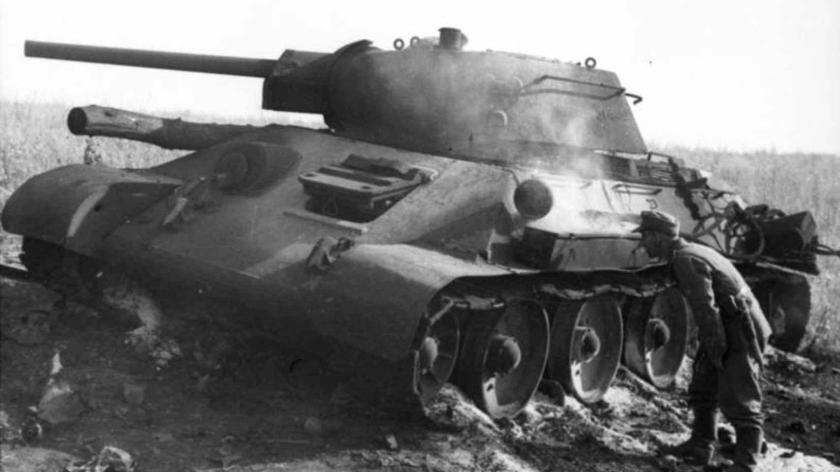 La Gran Victoria De Los Tanques De Stalin Fue Una Mentira Así Cayeron En Su Propia Trampa