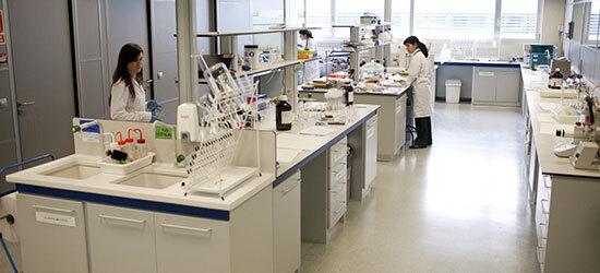 El laboratorio de esta spin off de Itene.