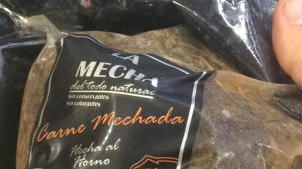 La carne mechada que ha causado el brote de listeria en Andalucía.