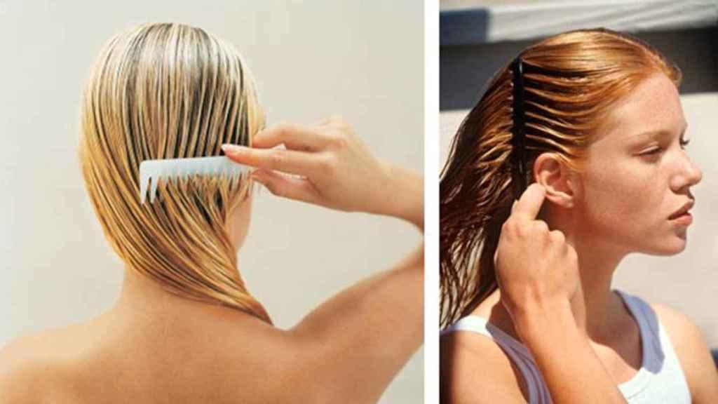 Los trucos para mejorar tu cabello tras el verano.