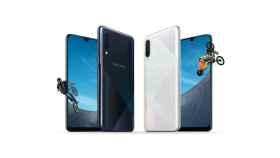 Nuevos Galaxy A50s y Galaxy A30s: los superventas de Samsung son aún mejor