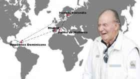 El verano desenfrenado de Juan Carlos