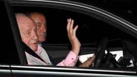 El Rey emérito Juan Carlos I tiene 81 años.