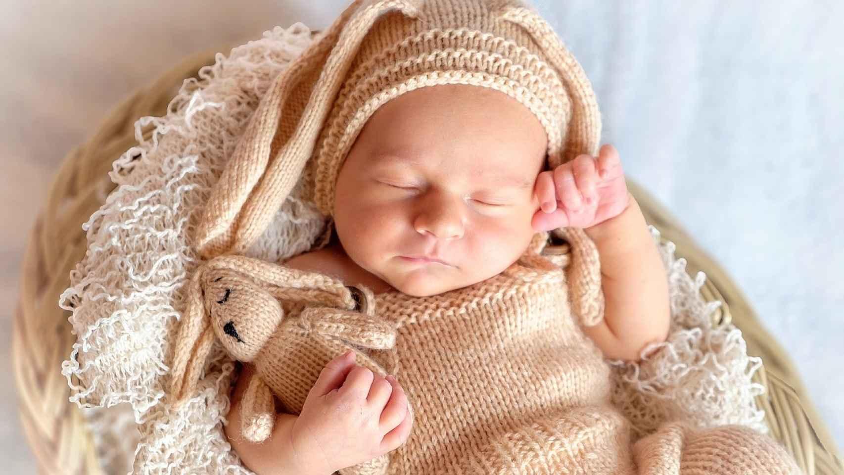 Cómo Hacer Un Jersey Para Un Bebé Recién Nacido