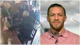 McGregor pide perdón por agredir a un anciano: Asumiré lo que me ocurra