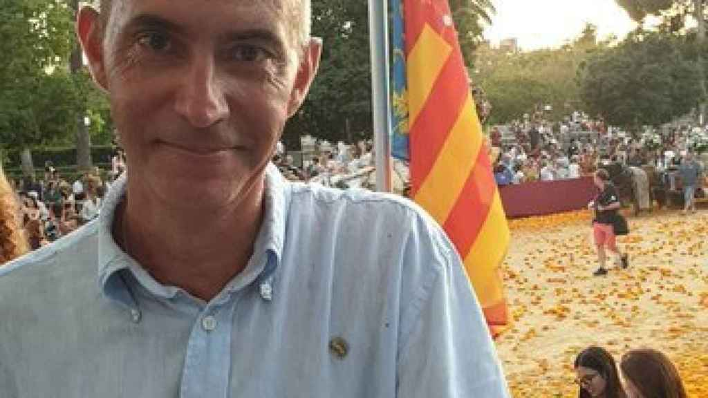 José Gosálbez, portavoz de Vox en Valencia.