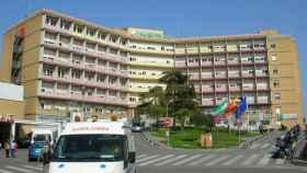 El Hospital Virgen del Rocío, donde falleció la mujer de 90 años.