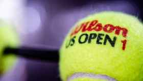 Pelota del US Open. Foto: usopen.org