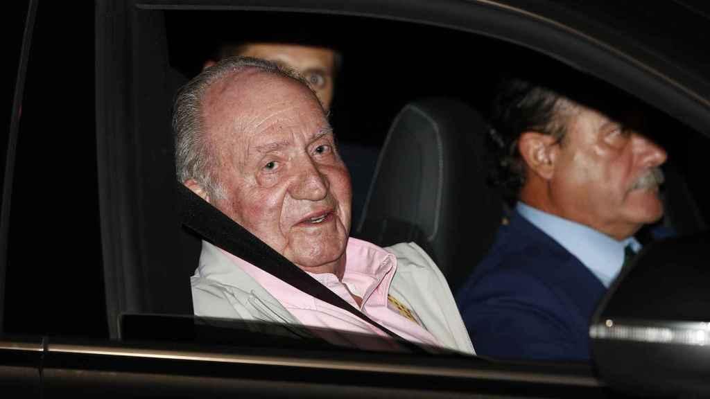 El rey Juan Carlos ha tenido que ser operado del corazón este sábado.