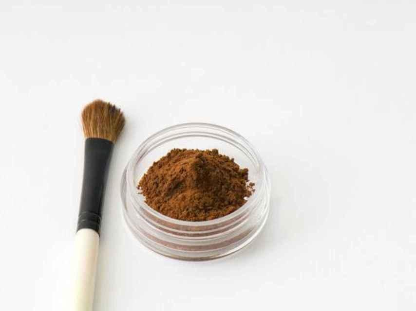 Los egipcios producían artificialmente su maquillaje.