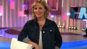 Carolina Ferre en su programa  'À Punt directe'.