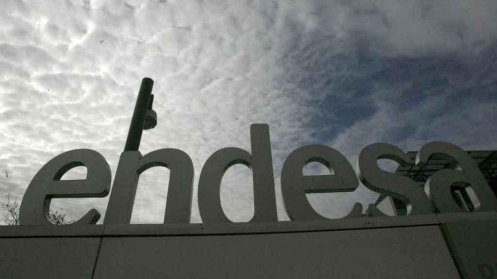 El logo de Endesa.