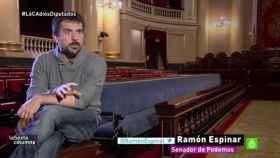 Querido Ramón Espinar: la televisión es lo que es