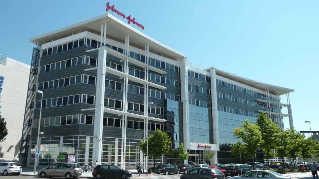 Oficinas de Johnson & Johnson en Madrid.