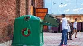 reciclaje vidrio contenedor recurso 8