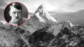 Expedición de los nazis al Himalaya.