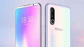 Nuevo Meizu 16s Pro: Snapdragon 855 Plus y sin notch