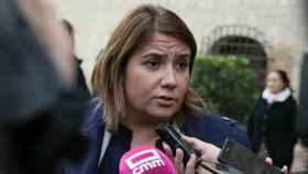 Agustina García, alcaldesa de Talavera