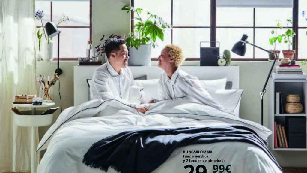 La portada del nuevo catálogo de Ikea.
