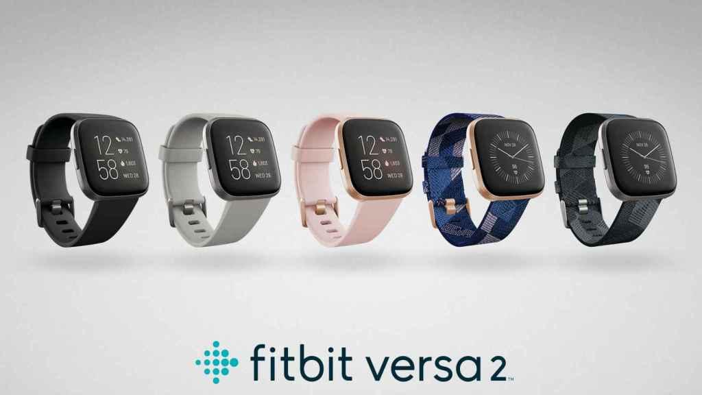 Fitbit Versa 2.