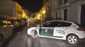 La Guardia Civil entró en la vivienda de la pareja a última hora de la tarde.