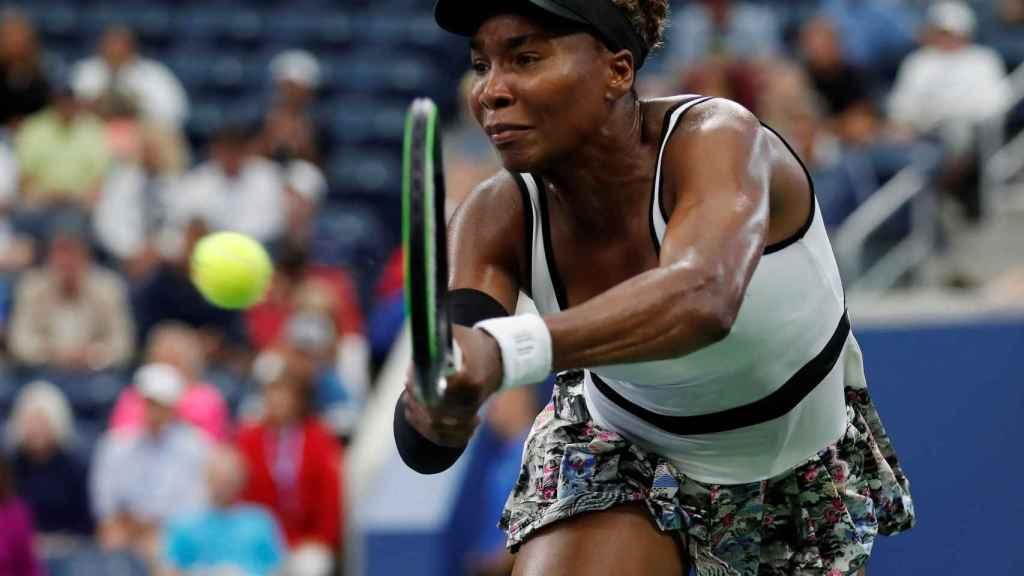 Venus Williams en el US Open.