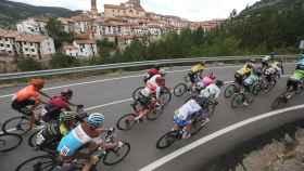 Sexta etapa de La Vuelta
