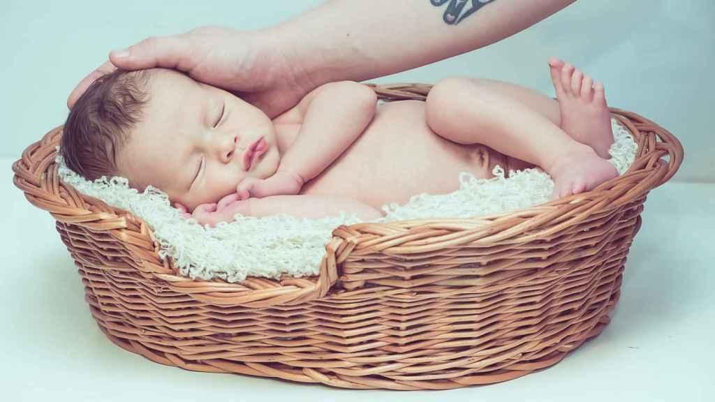 Formas efectivas para bajar la fiebre de un bebé