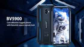 El smartphone que lo aguanta todo: BlackView BV5900