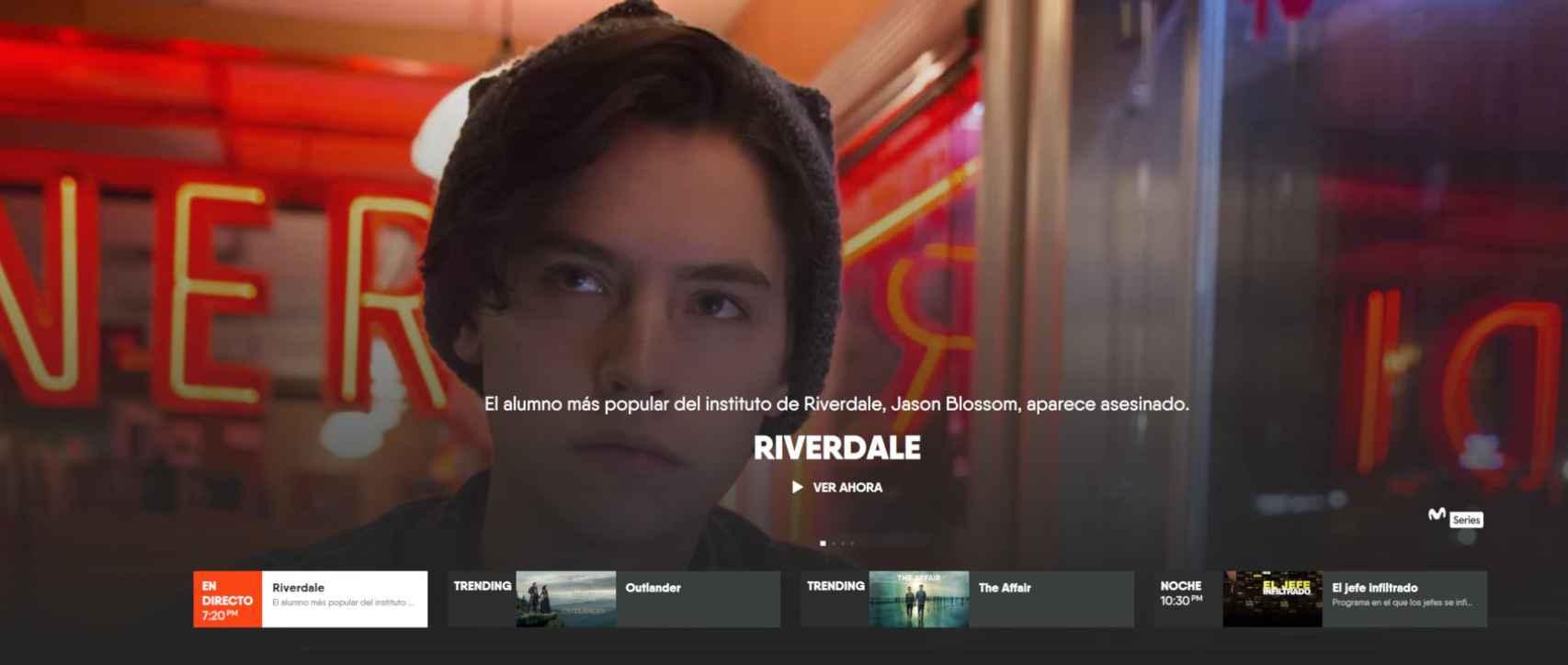 Movistar Series en fuboTV