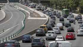 Se prevé que este fin de semana haya atascos en los accesos a las grandes ciudades