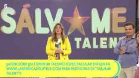 Fotograma de 'Sálvame', uno de los programas de mayores ingresos publicitarios para Mediaset.