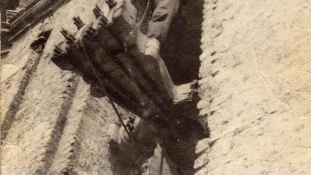 El hijo del campanero, a finales de los 60.
