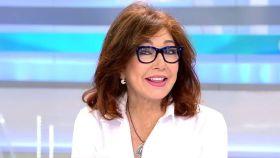 Ana Rosa Quintana en una imagen de Telecinco.