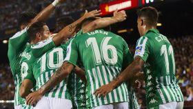 Horario internacional y dónde ver el Betis - Leganés