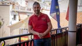 Lázaro Polo, alcalde de Los Santos de la Humosa por España 2000.