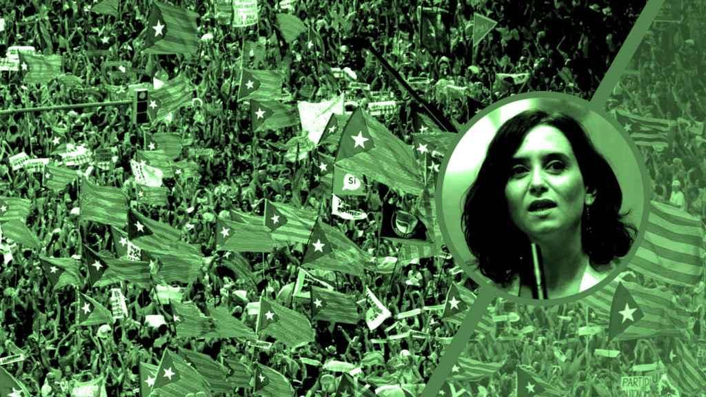 Vuelve el 'Madrid ens roba' para calentar la Diada