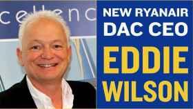 Eddie Wilson, CEO de Ryanair.