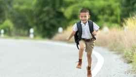 colegio nino mochila alegre salto