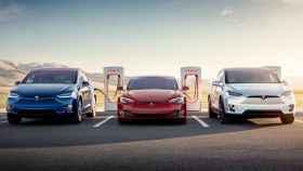 Los supercargadores de Tesla ahora son más rápidos en Europa